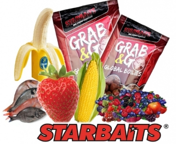 Grab & Go boilies STARBAITS