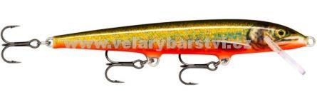 RAPALA ORIGINAL FLOATING F07 CHL