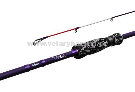RY DELPHIN TOXIC SPIN 215cm 5-25g